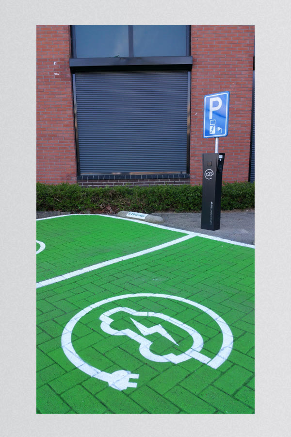 Electric parking place example